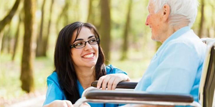 We provide respite care services